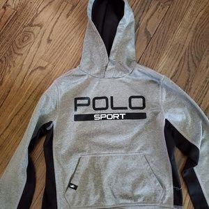 Ralph Lauren Polo Sport Boys Performance Hoodie S